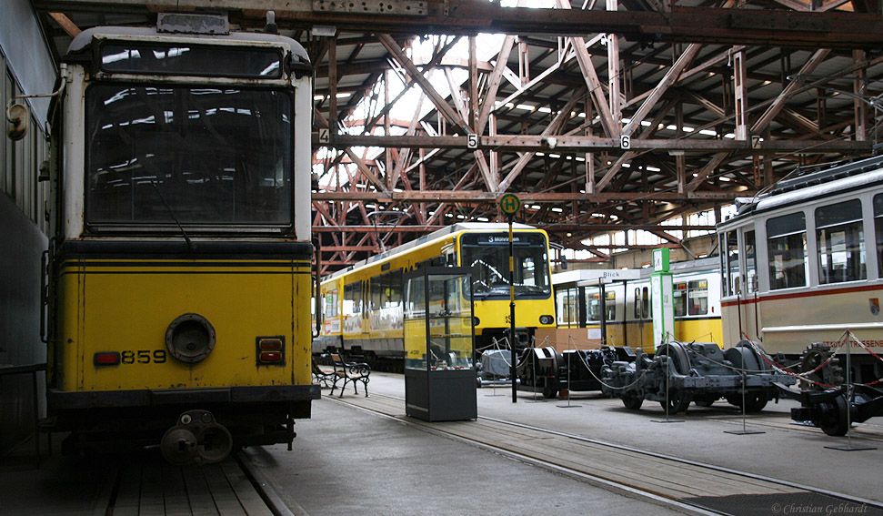 Straßenbahnmuseum Zuffenhausen
