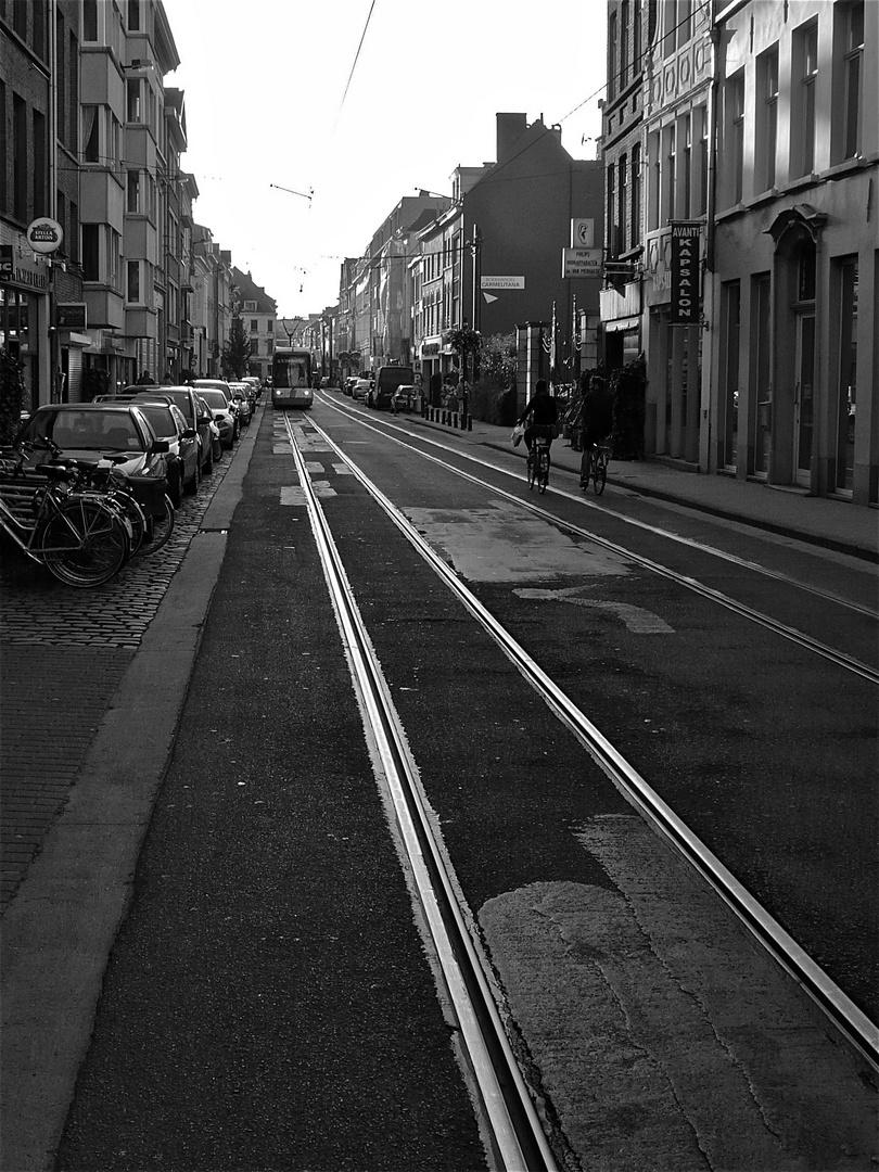 Straßenbahnstadt Gent in Belgien - Bild 5