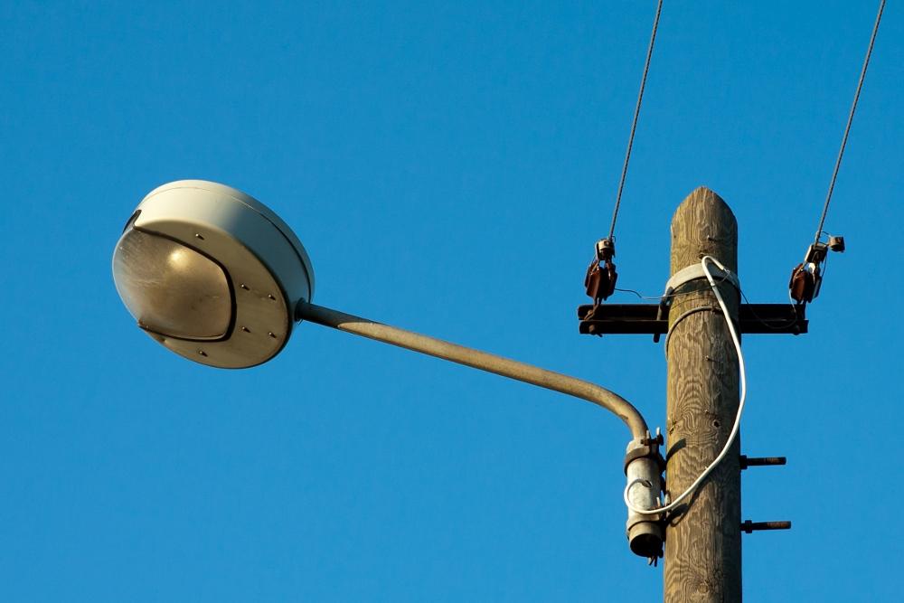 Straßenbeleuchtung 2012