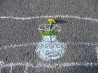 Straßenblume