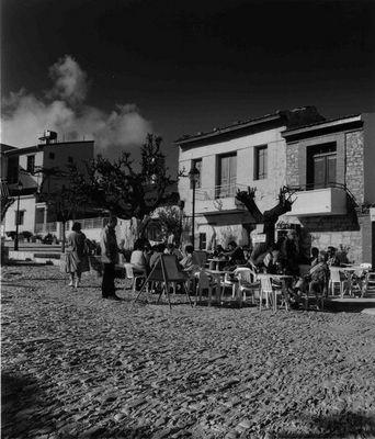 Straßencafe - Zypern