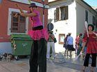 Straßenfest in Buzet Istrien 7