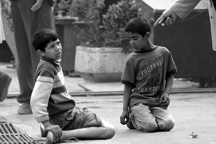 Straßenkinder ...