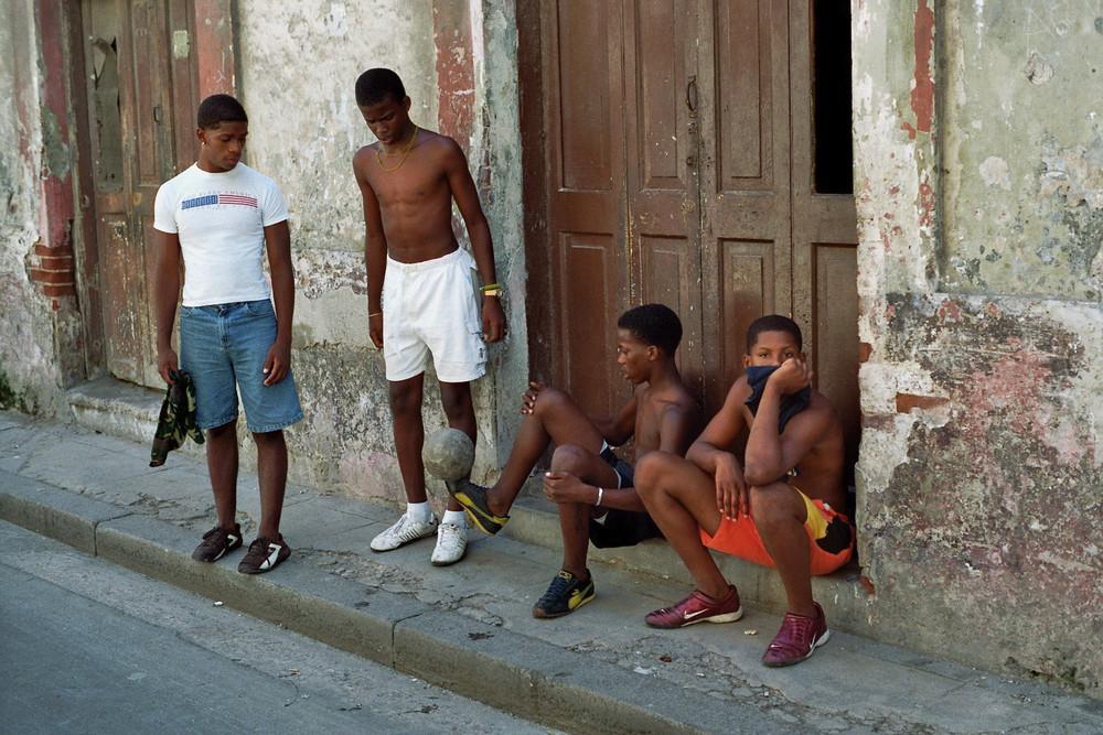 Straßenkinder auf Kuba - 06/2007