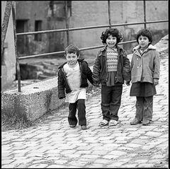 Strassenkinder März 1975