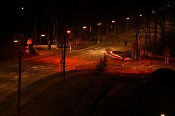 Strassenkreuzung in Recklinghausen