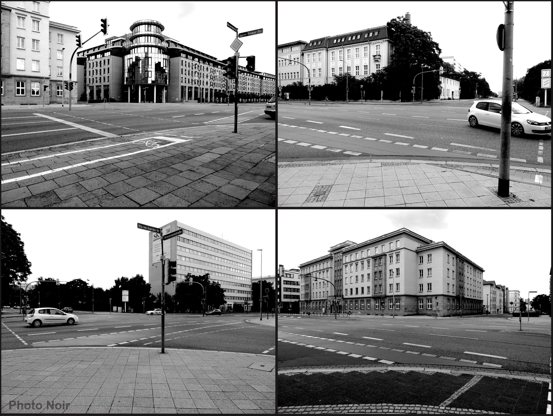 Straßenkreuzungen - Crossroads I