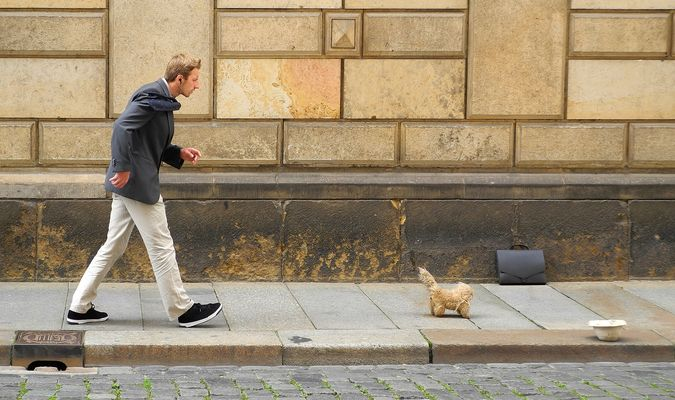 Straßenkünstler