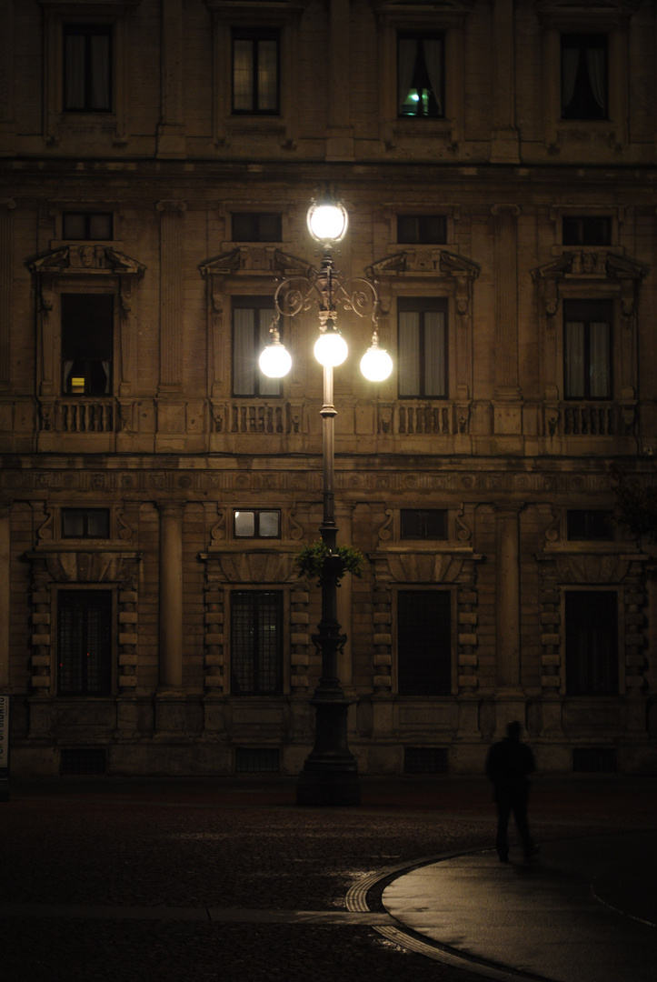 Straßenlaterne Milano