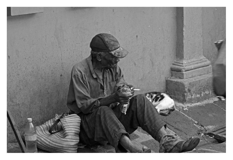 Straßenleben