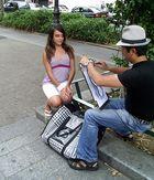 Straßenmaler in Paris