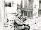 Strassenmusik 1978 in Lissabon