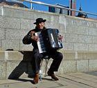 Straßenmusikant # 4