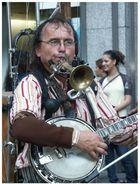 Straßenmusikant