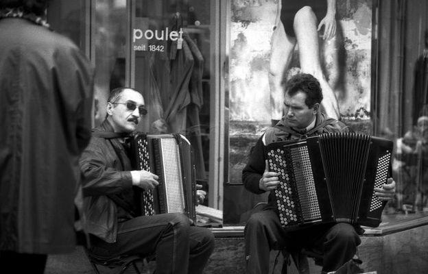 Strassenmusikanten