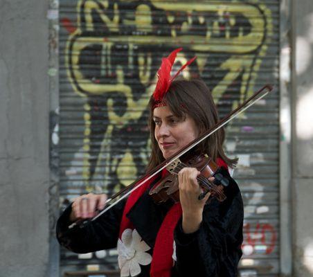 Strassenmusiker 2