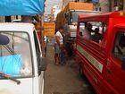 Strassenszene, Carbon Market, Cebu City, Philippines