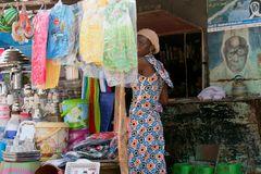Strassenszene Dakar Senegal