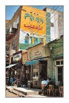 Strassenszene in Assuan