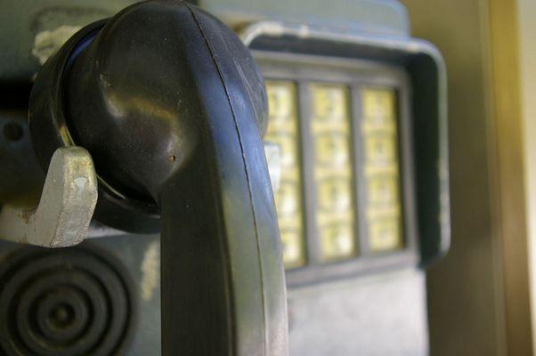 Straßentelefon