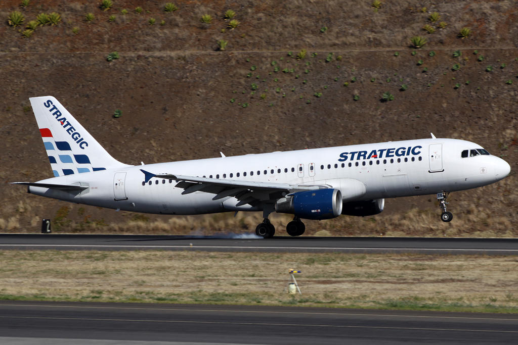 Strategic Airlines Airbus A320-212
