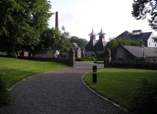 Strathisla Destillery