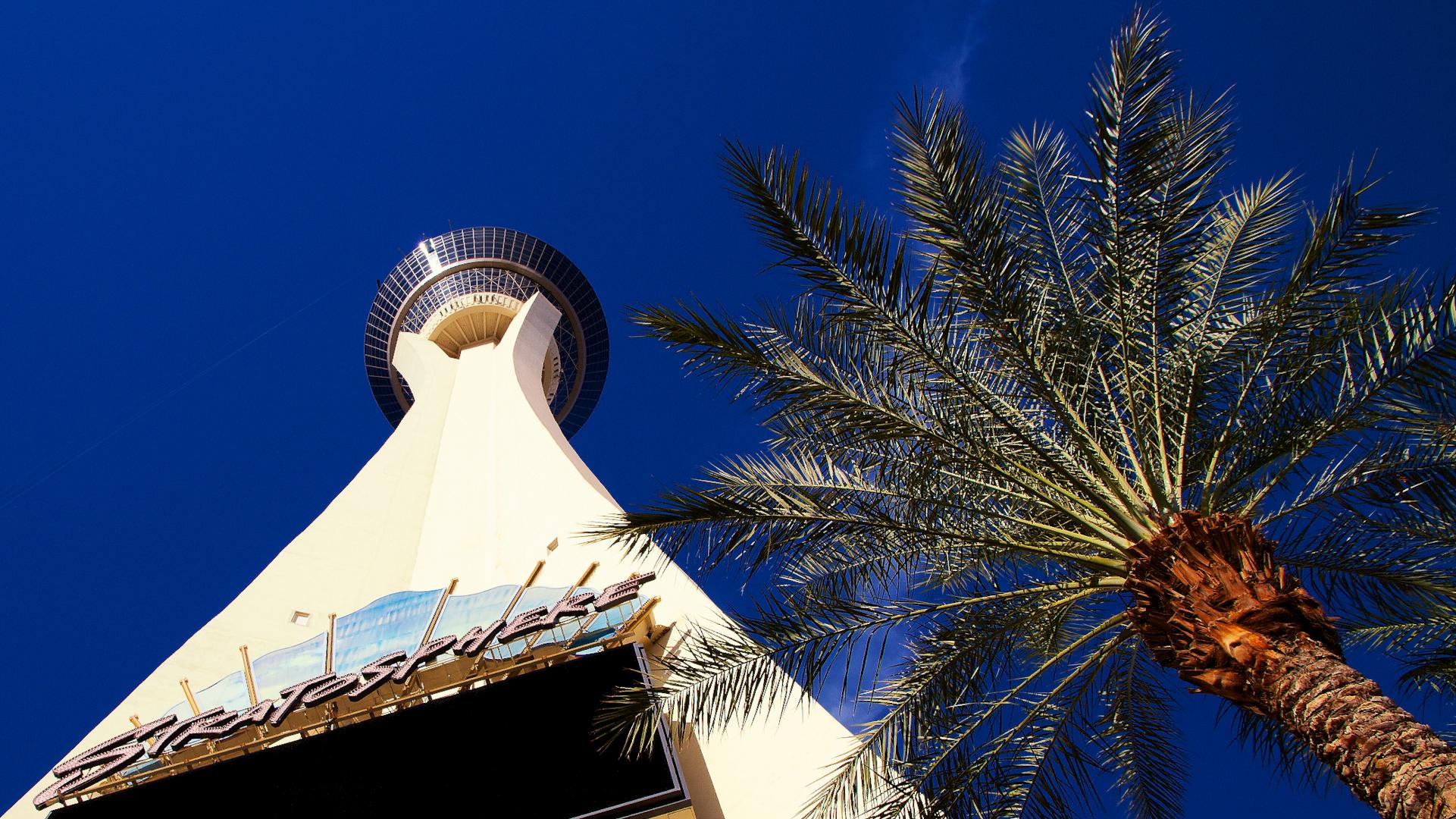 Stratosphere in Las Vegas 1