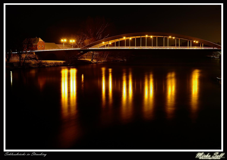 Straubinger Schlossbrücke