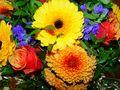 Strauss Blumen von uschi heise