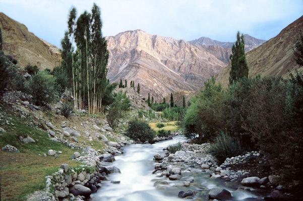 Stream of Himalaya