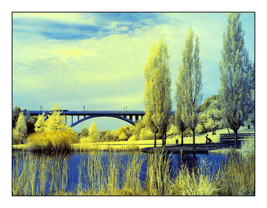 Streckbrücke
