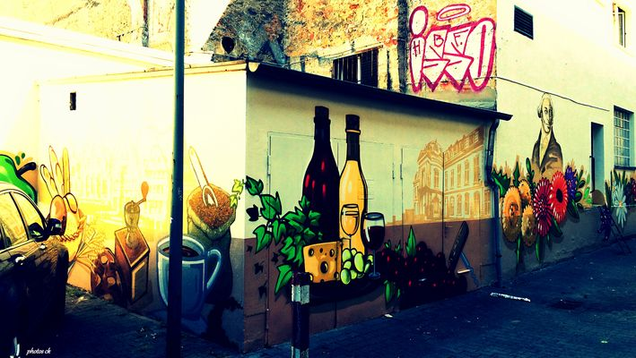 STREET ART -1-