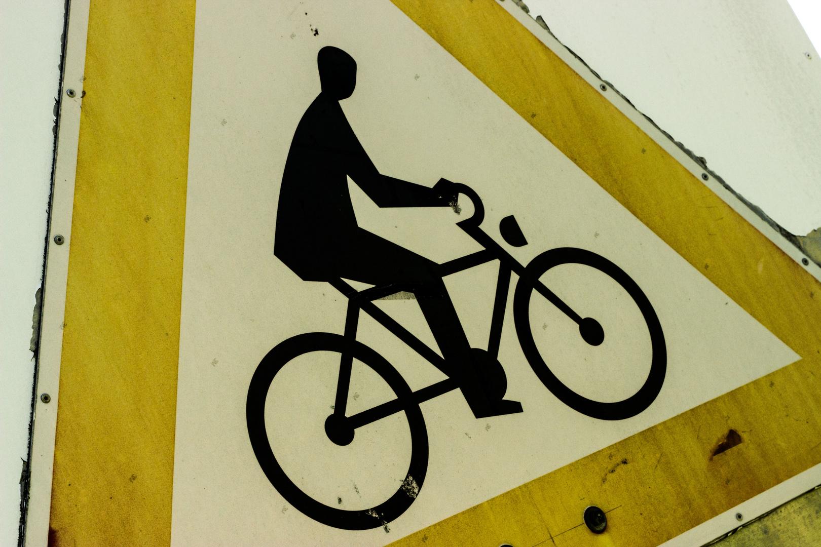 Street Art Biker
