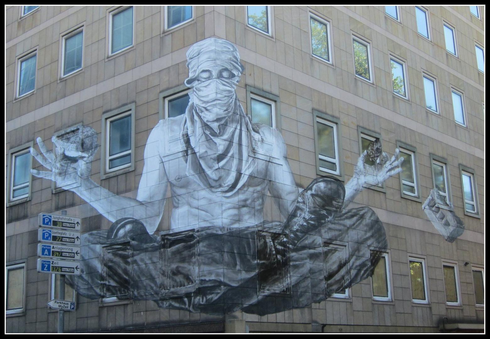 Street-Art Brazil in Frankfurt am Main I