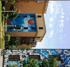 Street Art nel quartiere Romano di Tormarancia