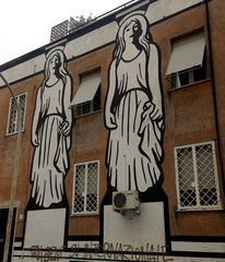 Street Art periferia romana