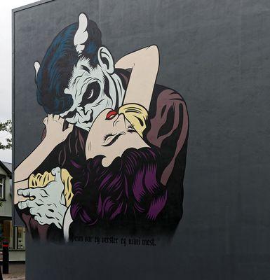 Street Art Reykjavik 2