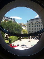 street Blick auf Wien  Juli17 W-914