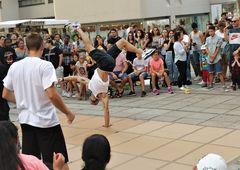 Street Break Dance S-20 street
