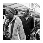 ...street characters...