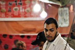 street Kellner Maroc M-14