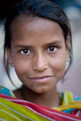 Street Kid in Manali