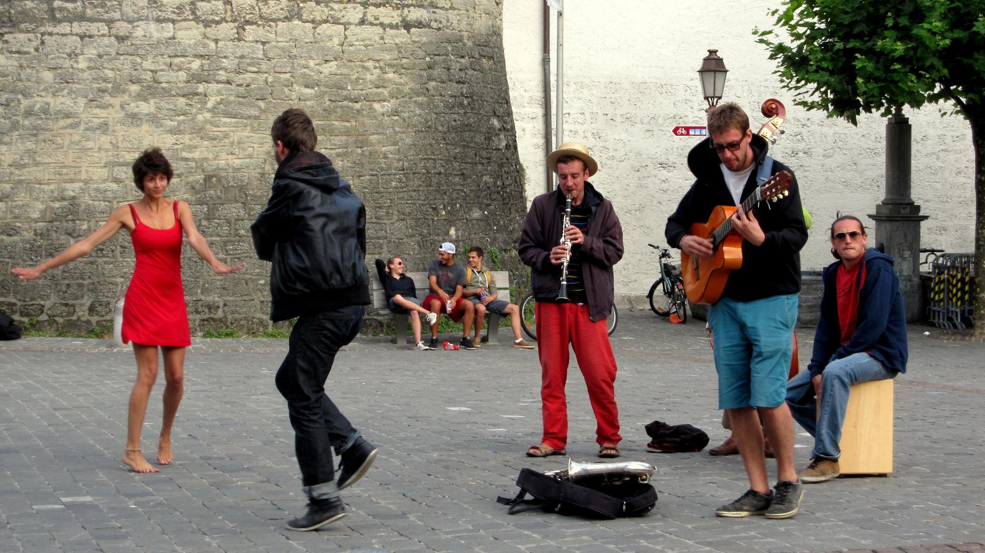 Street Music (Yverdon-les-Bains, Schweiz)