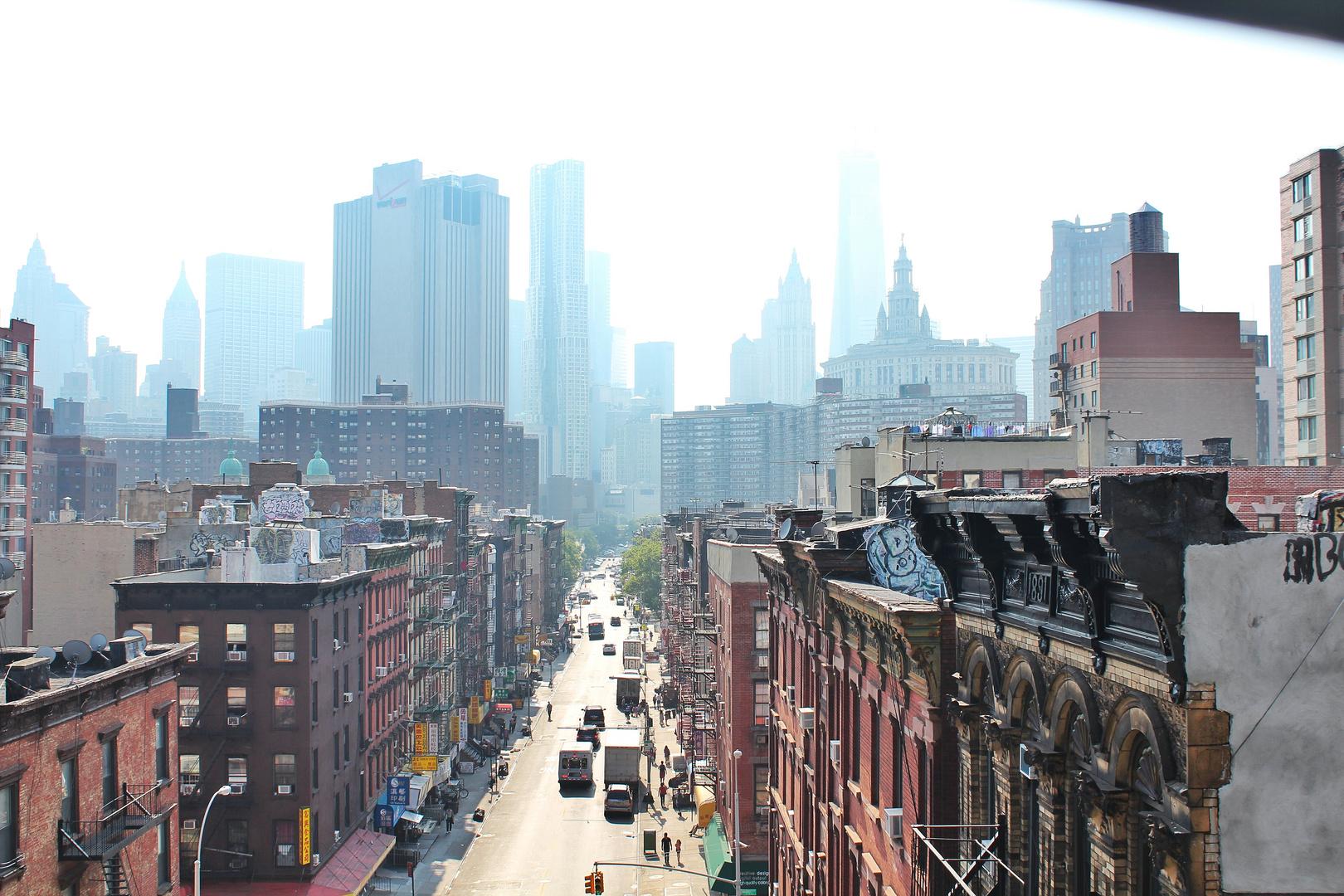 Street New York City Hoboken
