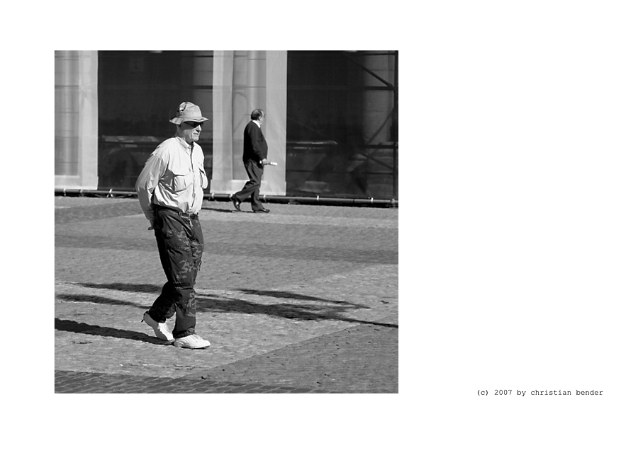 STREET no7 - the old man