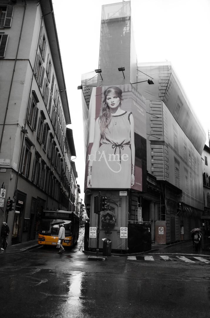 Street of Florenz