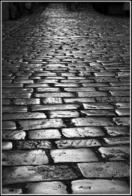 Street of Rovinj