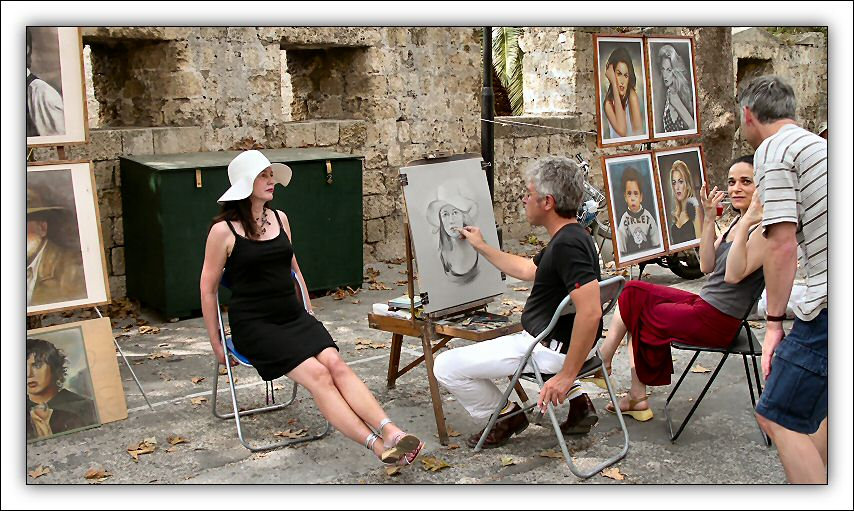 Street-Portrait