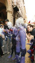 street rave parade