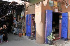 street Shop Gasse Medina Marrakesch M-27 + surpise Ü42K